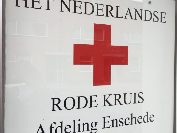Kerstdiner Rode Kruis