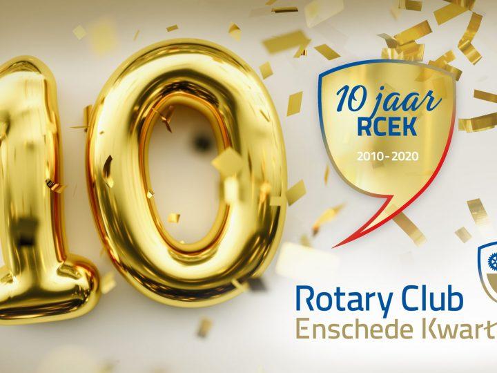 RCEK bestaat 10 jaar!